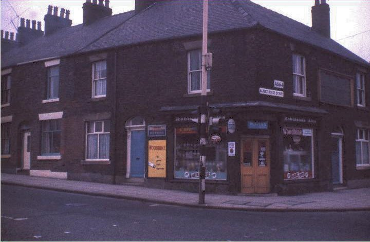 """Johnny Wild's Shop"" Albert Royds St. / Halifax Rd."