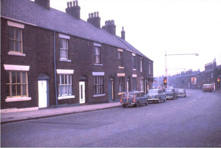 Halifax Road, close to Albert Royds Street